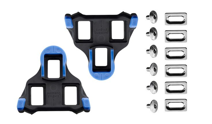 Shimano SM-SH12 SPD-SL Front-Center-Pivoting Cleats