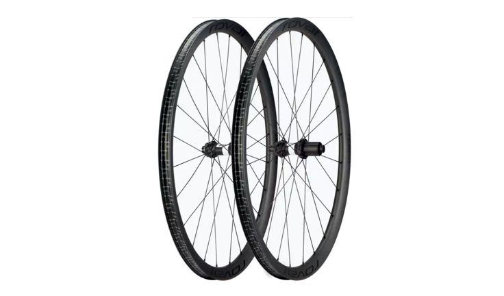 Specialized Roval Terra CL Satin Carbon/Black 700c Gravel Wheelset