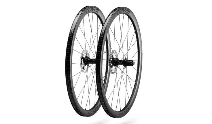 Specialized Roval C 38 Disc Satin Carbon/Black Wheelset