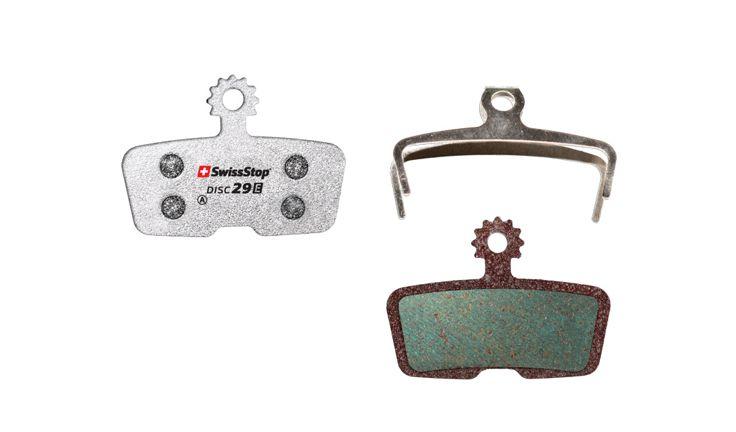 SwissStop Disc 29 E Disc Brake Pads Pair Silver