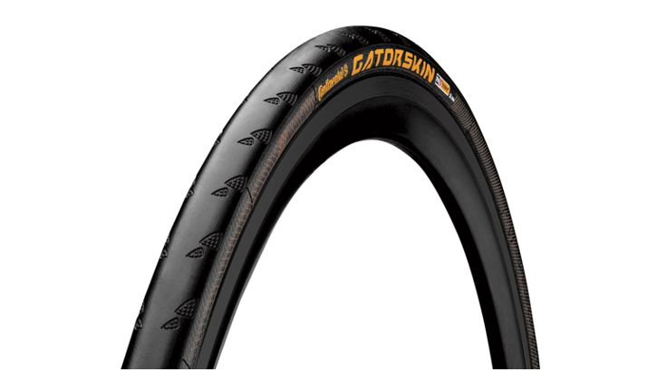 Continental Gatorskin Folding Duraskin Clincher Tire