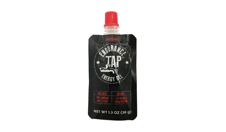 Endurance Tap Maple Syrup & Caffeine 38g Energy Gel