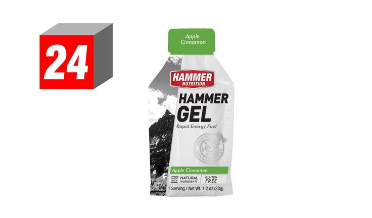 Hammer Gel Rapid Energy Fuel [Box of 24]