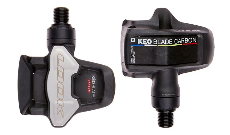 Look Keo Blade Carbon Road Pedals 8-12Nm