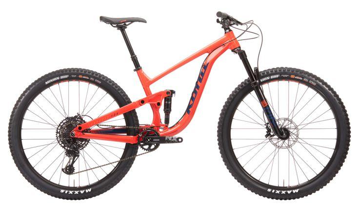 Orange/Indigo