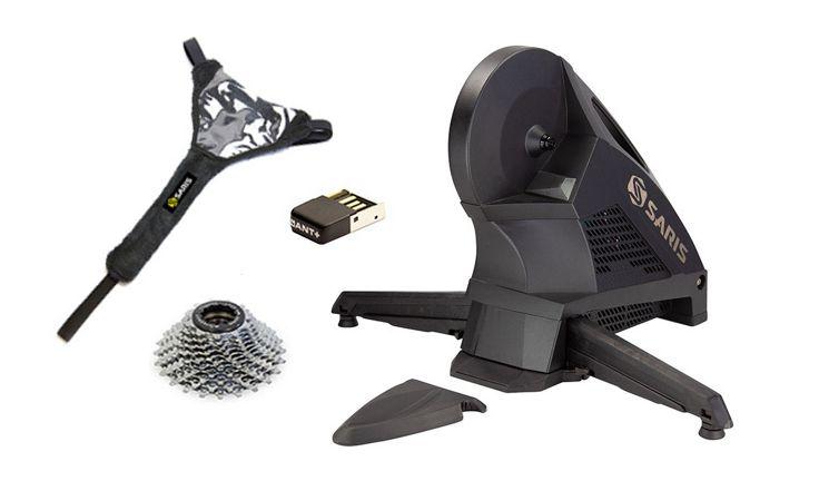 Saris H3 Direct Drive Smart Trainer Bundle