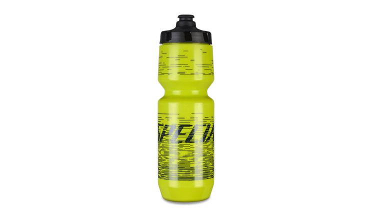 Specialized Purist MoFlo Water Bottle HyperGreen 26oz/750ml