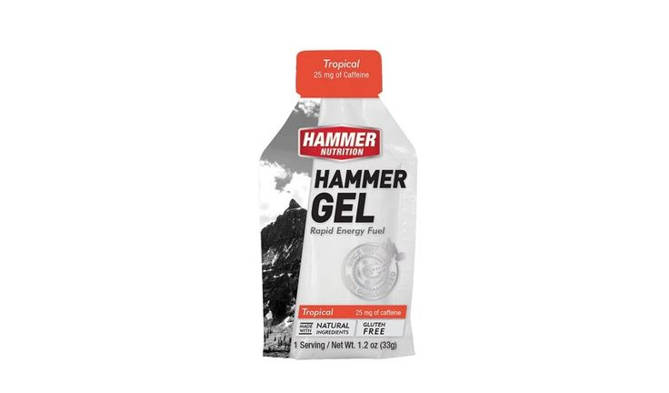Hammer Gel Rapid Energy Fuel SINGLE Tear Pack