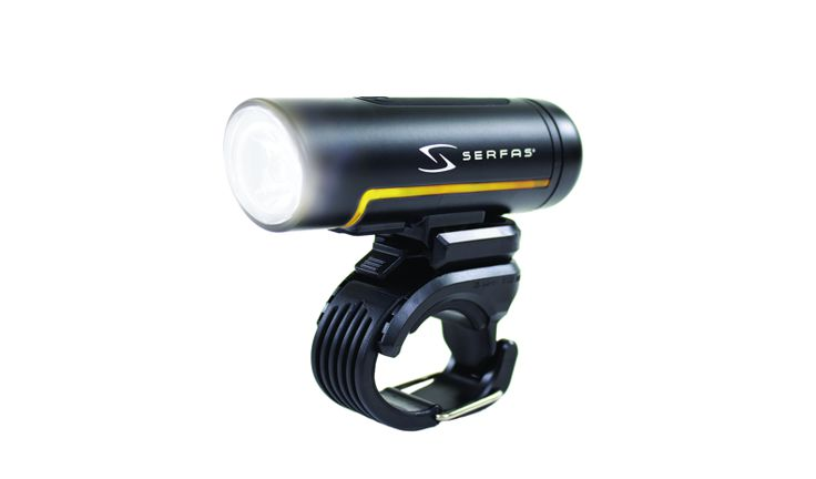 Serfas True 750 Urban Road Headlight USB-C