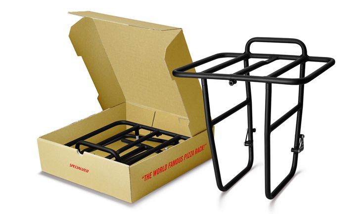 Specialized Front Fork Pizza Pannier Rack
