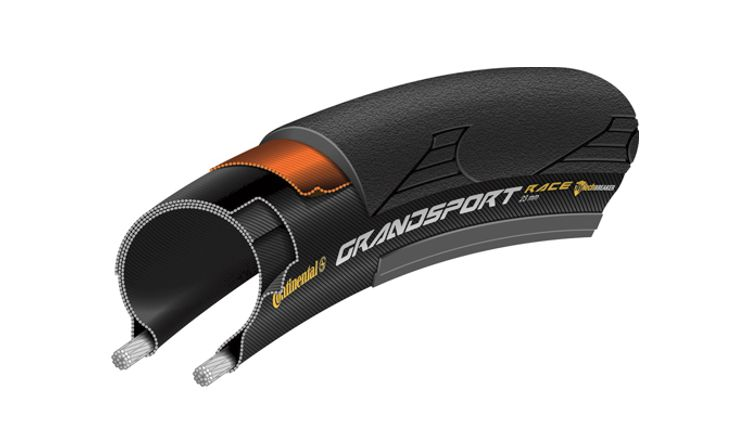 Continental Grand Sport Race Kevlar Folding Tire