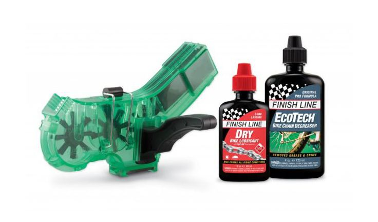 Finish Line Shop Quality Pro Chain Cleaner Kit w. Lube