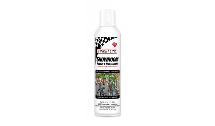 Finish Line Showroom Bike Polish and Protectant 11oz 354ml 340g