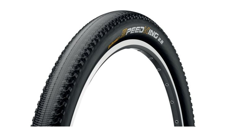 Continental Speed King CX Folding Race Sport + Black Chili Tire