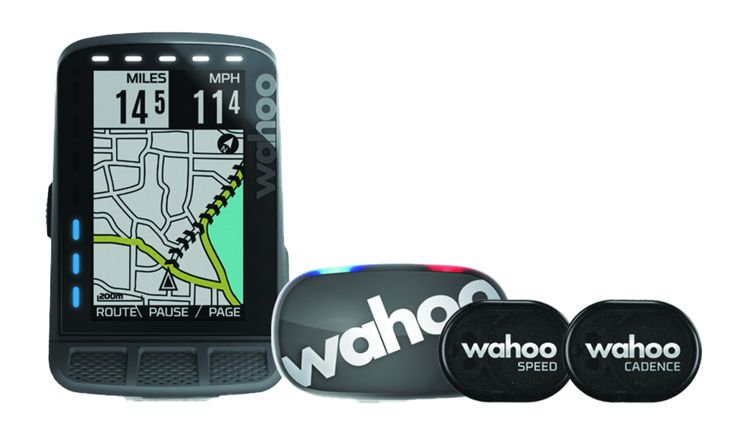 Wahoo ELEMNT Roam GPS CycleComputer Bundle