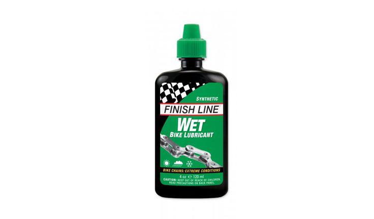 Finish Line Wet Lube 4oz 120ml