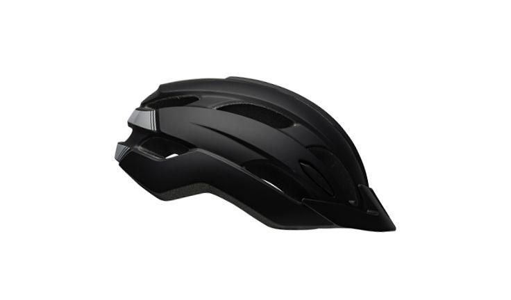 Bell Trace Rec Helmet MatteBlack UniFit