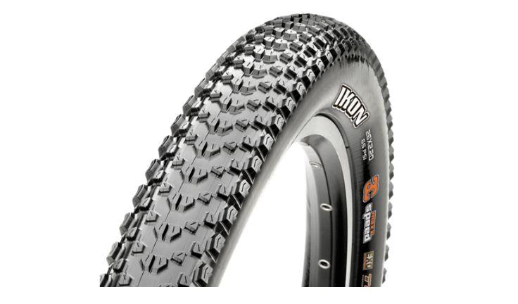 Maxxis Ikon 29×2.35 3C Maxx Speed EXO Tubeless Ready 120TPI Black MTB Tire