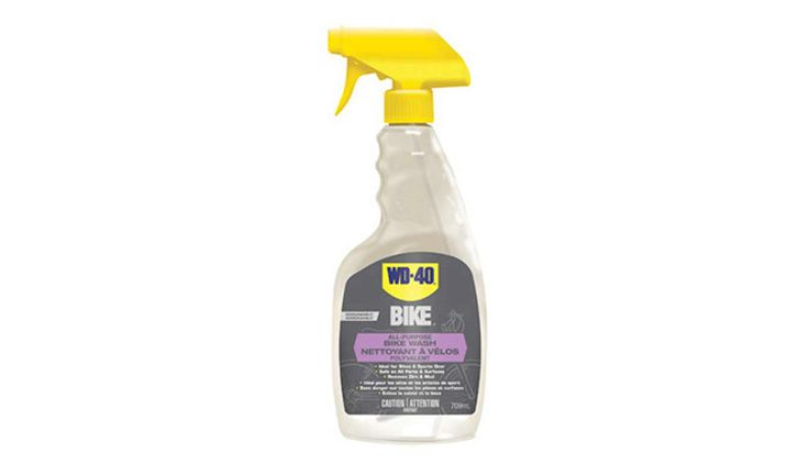 WD-40 Bike Foaming Bike Wash 709ml