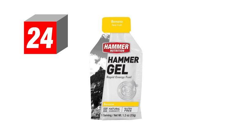 Hammer Gel Rapid Energy Fuel [Box of 24]