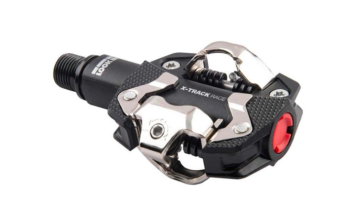 Look X-Track Race Chromo/Composite MTB Pedals