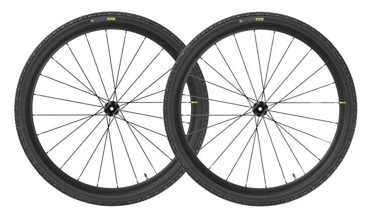 Mavic Allroad Pro Carbon SL DCL Gravel Wheelset