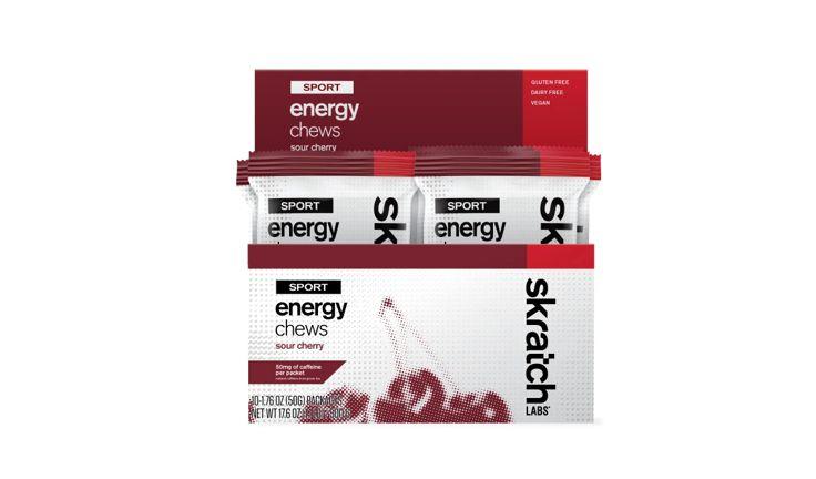 Skratch Energy Chews [Box of 10]