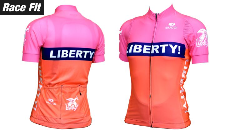 Liberty! Race Team Jersey Women