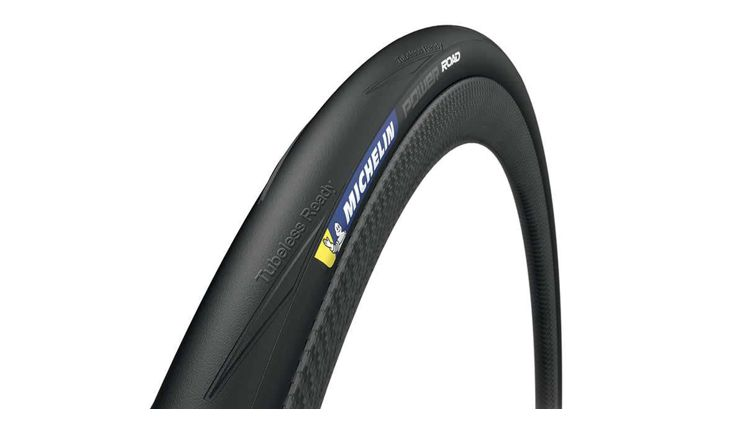Michelin Power Road TLR Tubeless Ready X-Race Clincher Tire