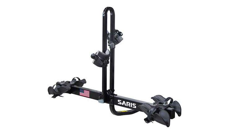 Saris Freedom 2-Bike Tray Hitch Car Rack