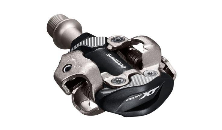 Shimano PD-M8100 XT SPD Race Pedals