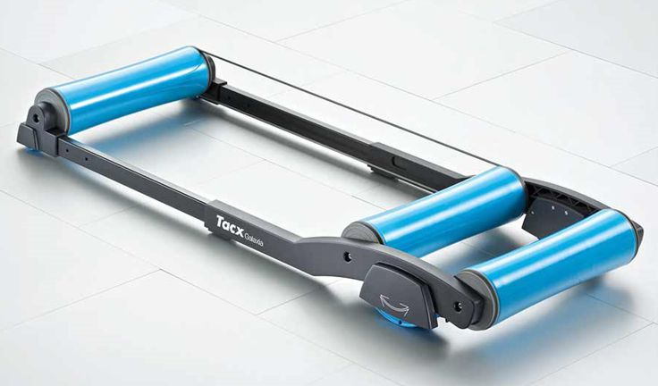 """Tacx Galaxia T-1100 """"Floating"""" Rollers"""