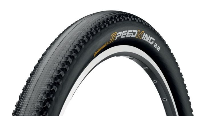 Continental Speed King CX Folding Race Sport NyTech TR + PureGrip Tire