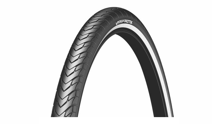 Michelin Protek Urban Reflex Hybrid Clincher Wire Tire